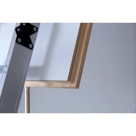 Escalier escamotable aluminium