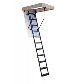 Escalier escamotable métal