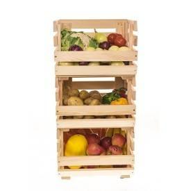 Resserre à légumes 3 caisses