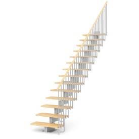 Escalier modulaire bois...