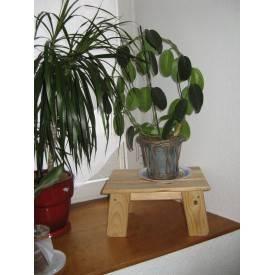 Petit banc en pin