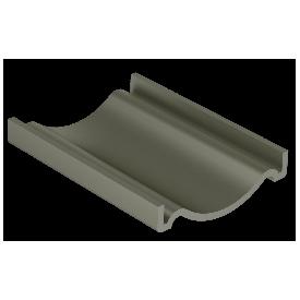 Connecteur alu pour main courante carré 50*27