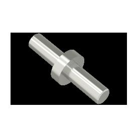Connecteur pour lisses alu diam 16 mm