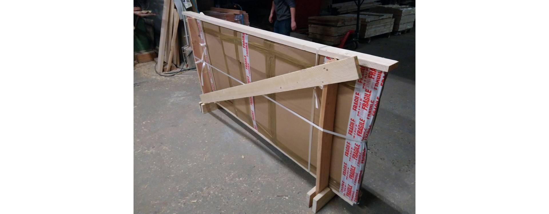 Précautions d'emballage des panneaux bois