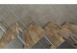 Quelle épaisseur choisir pour une marche d'escalier en bois ?