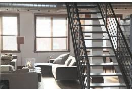 Quel angle pour un escalier droit ?