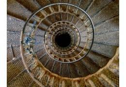 Quelle ouverture prévoir pour un escalier hélicoïdal ?